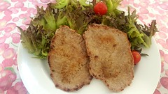 #311217 #almoco #file grelhado e salada  #lunch #grilled steak and salad (i cook my meals daily) Tags: lunch grilled 311217 almoco file