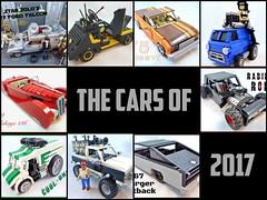 The Cars of 2017 (Lino M) Tags: lego cars trucks bikes 2017 lino martins lug nuts