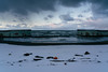 (shoshibata) Tags: winter snow sea seascape aomori japan sony a7r3 evening