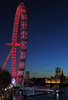 Thames at nightfall (matthewjoldfield) Tags: thames wheel milleniumwheel christmaslights jubileebridge river southbank chilly stroll evening parliament cigarettelighter housesofparliament clearskies festive lights london handheld rushed