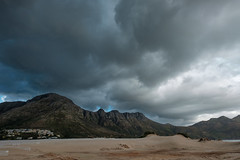 Storm over Hout Bay (BrianEden) Tags: za storm xpro2 mountains fujifilm clouds southafrica travelphotography travel stormy fuji sky capetown houtbay travelphotographer westerncape