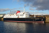 MV Hebridean Princess - James Watt Dock Greenock 28-12-17 (MarkP51) Tags: mvhebrideanprincess jameswattdock greenock cruiseship ship boat vessel water nikon d7100 d7200 sunshine sunny maritimephotography