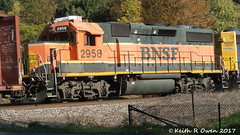 BNSF 2958 (GP39-2) (youngwarrior) Tags: homevalley washington gp392 emd locomotive train railroad bnsf