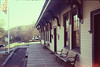 Chester Railway Museum, MA (Sergei Prischep) Tags: kodak ektachrome 100plus exp2001 carlzeiss jena tessar 105cm f45 6x9 120 film