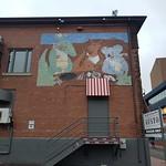 Alligator, Kangaroo & Koala Mural - Moncton, NB thumbnail