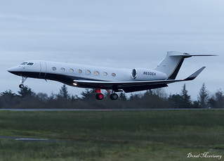 Jet Aviation Flight Services Inc. G650 N650EH