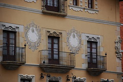 Relojes de sol (Durango, País Vasco, España, 17-11-2013) (Juanje Orío) Tags: 2013 durango vizcaya provinciadevizcaya paísvasco españa euskadi espagne espanha spain vascongadas relojdesol sundial