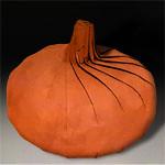 Origami Pumpkin by Rebecca Gieseking