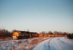 12 years ago this day (view2share) Tags: up8044 sd9043mac weston unionpacific up winter wisconsin wi westbound empty coal coaltrain unitcoaltrain coalcar deansauvola dusk december december172005 2005 december2005 road emd electromotivedivision engine evening trains track train transportation tracks trackage trees travel transport freight freighttrain freightcar freightcars railway railroading rr railroads rail railroad rails railroaders rring