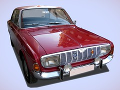 FORD TAUNUS 17M SUPER 1952-1964 (fernanchel) Tags: vehiculo ciudades coche car torrent gimp ford taunus clasico classic