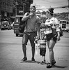 Framed (Beegee49) Tags: man woman child filipina street bacolod city philippines