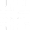 Squares (Jeff Heurteur) Tags: analog analogique analogue analoguephoto film 35mm kodak kodaktrix400 roof minimal minimalism minimalisme canon300v canon black blanc blackandwhite blackwhite bw noir noiretblanc noirblanc nb white geometry architecture abstract abstrait