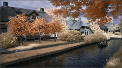 Tales of Giethoorn 1780_ip (I____P) Tags: ir infrared