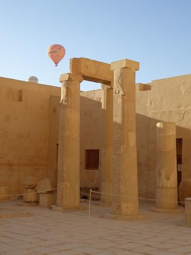 Upper Terrace, Deir el Bahri
