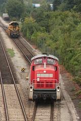 290 621-2 (yann.train) Tags: nürnberg nuremberg train railway rail eisenbahn chemindefer db deutsche baureihe class série triage rangierbahnhof locomotive locotracteur diesel diesellok thermique 290 6212 2906212