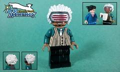 LEGO Ace Attorney: Godot (JSparkysteel) Tags: jsparkysteel phoenix wright godot aceattorney