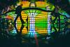 People Moving People (Thomas Hawk) Tags: america chitown chicago cookcounty illinois michaelhayden ohareinternationalairport skysthelimit usa unitedstates unitedstatesofamerica airport neon us fav10 fav25 fav50 fav100