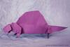 John Montroll's Dimetrodon (origami_artist_diego) Tags: origami paperfolding dimetrodon prehistoric creature johnmontroll