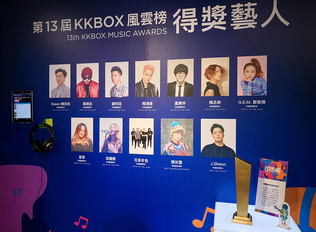 KKBOX-18