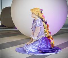_MG_5054 (Mauro Petrolati) Tags: gumiku cosplay cosplayer rapunzel disney romics 2017