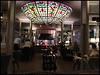 La lámpara (mariadoloresacero) Tags: lamps glass verre cristal mdacero acero restaurant restaurante holland pays bas países bajos haarlem tiffanys style estilo lamp lámpara