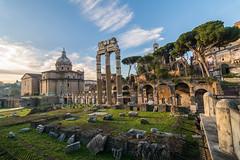 Forum Romanum (sergei.ribant) Tags: roma forumromanum rome rom panorama nikond7100