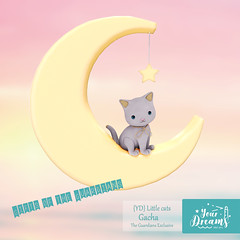 {YD} Little cats - GOG (*Your Dreams*) Tags: kittenpuppies newdecoration cute theguardiansevent yourdreams january2018