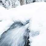 water sream in winter_ thumbnail