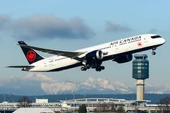 CYVR - Air Canada B787-9 Dreamliner C-FRSR (CKwok Photography) Tags: yvr cyvr aircanada b787 dreamliner cfrsr