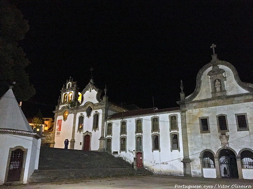 Igreja de São Francisco  e Seminário dos Missionários Apostólicos - Vinhais - Portugal 🇵🇹