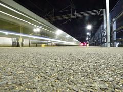Desiro Light Trails (londonbusexplorer) Tags: watford junction station class 350 desiro emu 390 pendolino virgin trains london midland northwestern railway