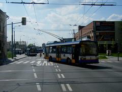 Ostrava trolleybus No. 3309 (johnzebedee) Tags: trolleybus transport publictransport vehicle ostrava czechrepublic skoda skoda21tr johnzebedee