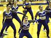 CCSUwomen-NB-120917_2256 (newspaper_guy Mike Orazzi) Tags: sports basketball hoops 70200mmf28gvr d500 nikon centralconnecticutstateuniversity yaleuniversity bluedevils bulldogs women collegesports sport dance danceteam dancesquad dancer