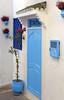 Splashes Of Colour (TablinumCarlson) Tags: afrika africa marokko morocco tanger tür door medina altstadt city old town leica fassade tangier طنجة tandscha tanga maghreb strait gibraltar maroc northern nordafrika blue dlux 6 blau splashofcolour farbupfer colour farbe color