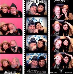 PHOTOBOOTH BUSAN (Redfoxpress & Polaroidmadness) Tags: photobooth seoul busan photomaton