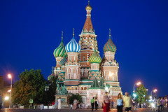 Moscú (Enrica F) Tags: moscu rusia nikon night city church arquitecture