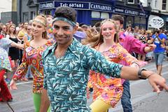 Brighton Pride 2017 (Mark Wordy) Tags: brightonpride2017 brightongaypride brightonhove lgbt parade dancers sixties cute twink guy lad sexy smile gay