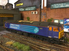 Photo of Bachmann 47828 DRS livery