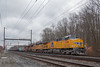 CSXT K610 @ Oxford Valley, PA (Darryl Rule's Photography) Tags: 2017 buckscounty cn cptl csx csxt canadiannational clouds cloudy december eastbound fall freight freightcar freighttrain freighttrains ge k610 military militarytrain oil oiltrain oiltrains oxfordvalley pa pennsylvania readinglines readingrailroad tankcar tankcartrain tankcars tankers townshiplinerd trentonsub up unionpacific unittrain w857 westbound