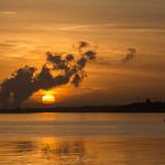 Sunrise on the Dee Estuary thumbnail