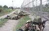 BORDER 1 (TheDispatch) Tags: jammu kashmir jammuandkashmir jammusrinagar highway kashmiri militancy mehbooba mufti nirmal singh chowdhary zulfkar ali