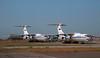 RA-76472 + RA-76489 Ilyushin IL-76TD Aeroflot (Magadan Airlines) (Keith B Pics) Tags: ra76472 ra76489 il76 ilyushin manston egmh mse keithbpics kia kentinternational aeroflot russia il76td cccp76472 un76472 upi7625 ureaa cccp76489 epram magadanairlines cargo freighter