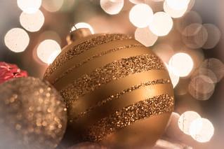 Golden Ornaments