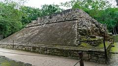 2017-12-07_12-01-27_ILCE-6500_DSC02816_DxO (miguel.discart) Tags: 2017 24mm archaeological archaeologicalsite archeologiquemaya coba createdbydxo dxo e1670mmf4zaoss editedphoto focallength24mm focallengthin35mmformat24mm holiday ilce6500 iso100 maya mexico mexique sony sonyilce6500 sonyilce6500e1670mmf4zaoss travel vacances voyage yucatecmayaarchaeologicalsite yucateque
