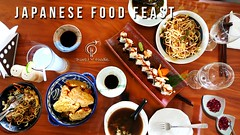 japanese food feast (Satya_sony) Tags: japanese food kolkata feast eco park