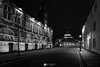 Morgans Hotel Swansea (technodean2000) Tags: morgans hotel swansea south wales uk nikon d610 lightroom colour hdr building night lights people photoadd city gates wind street