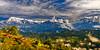 Annapurna Range from Bhumdi lodge (L'Abominable Homme de Rires) Tags: annapurna anapurnarange himalaya montagne trekking trekdumardihimal atalante hiunchuli machhapuchhre canon5d 5dmkiii tamron 2470mmf28 dxo photolab landscape mountain paysage nepal