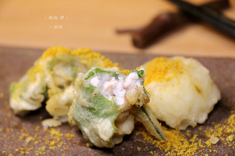大安區日本無菜單料理 鮨処律(律鰭處)111
