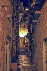 Real Dubrovnik - far away from tourists (pisanim1) Tags: dubrovnik old town night croatia adriatic remarkable extraordinary imposing breathtaking magic street