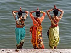 Varanasi - Uttar Pradesh - India (jcdesperier) Tags: gange ganga